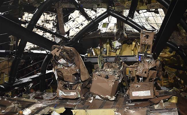 Missile Must Have Downed Flight MH17: Judges