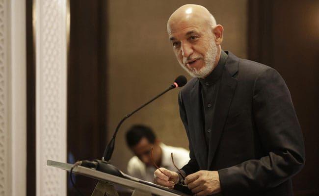 Hamid Karzai Asks Taliban, Panjshir Resistance Front To Resolve Issues Through Talks: Report