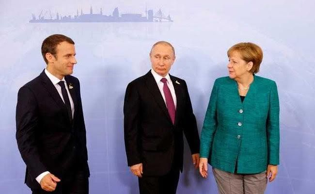 Russia, France, Germany May Meet On Ukraine: Kremlin