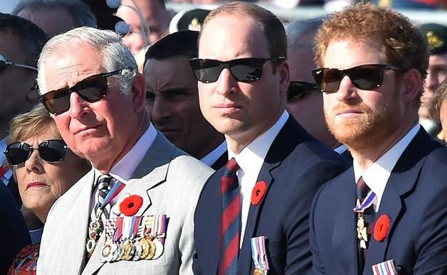 Princes Charles And William 'Trapped' In Royal System: Harry
