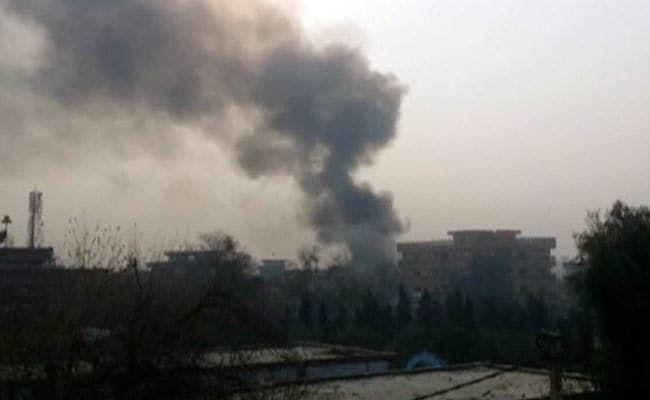 11 Killed As Roadside Bomb Hits Bus In Afghanistan