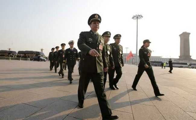 China Enforces New Law To Punish Those Who Defame Military Personnel