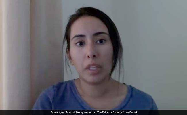 Photo Appears To Show Dubai Ruler's Daughter Sheikha Latifa On Trip Abroad