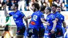 Castres frappe fort, 7 cartons rouges en un match...Les Tops et Flops du week-end