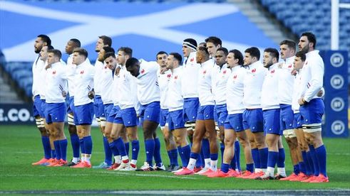 Le match France – Ecosse vers un report