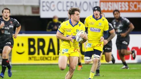 Clermont renverse Toulon dans le money time