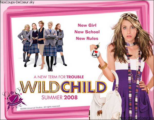Wild Child 2008 MULTi 1080p NF WEB-DL DD5 1 H264-BaDeVeL