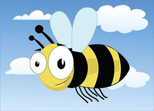 3至6岁简短小故事 蜜蜂和奶牛的争吵故事启发 短篇故事大全 宝宝睡前故事大全 早教故事大全 儿童睡前故事大全 儿童故事  第1张