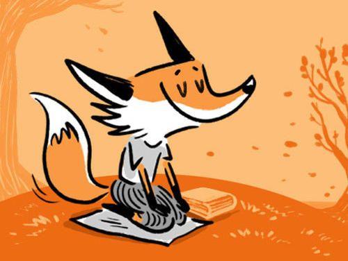 割去尾巴的狐狸的故事