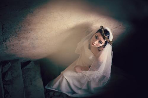 恐怖搞笑的鬼故事,迷途的新娘