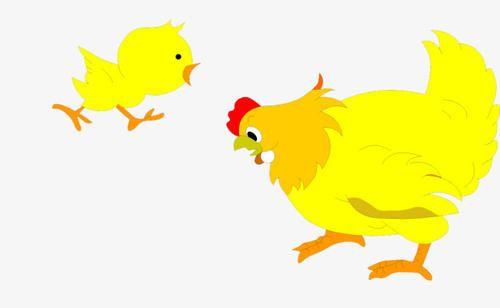 作文童话故事大全350字-小鸡迷路了