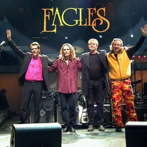 摇滚乐队Eagles老鹰乐队 9CD无损分轨下载 百度云盘下载