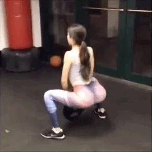 乌克兰美女健身网红,专练腿部肌肉臀部令人震惊 美女 网红 健身 最新韩国娱乐新闻  第3张