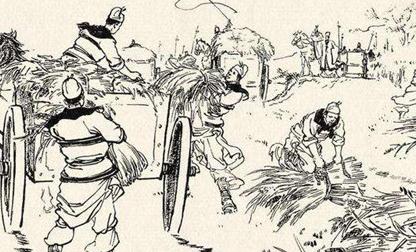 诸葛亮射杀张郃,疑似司马懿借刀杀人之计 名人故事大全 古代故事大全 成语故事大全 第2张