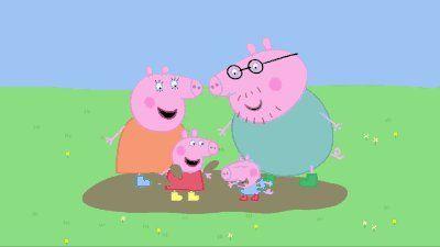 最温馨的60个睡前故事:爱吃糖的小猪