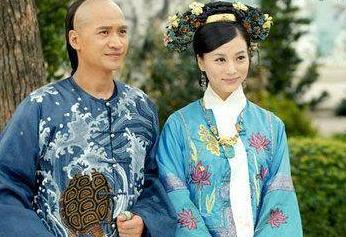 未入紫禁城却封了皇贵妃,乾隆皇帝与富察氏哲悯的爱情故事