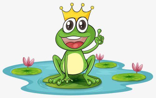 小青蛙助人为乐的故事
