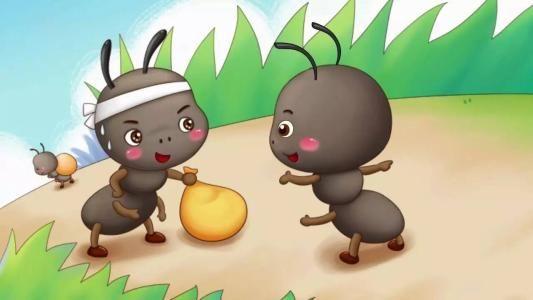 一个童话故事作文300 蚂蚁搬饼干 童话故事大全 童话故事作文 儿童睡前故事大全 短篇故事大全 童话故事作文 第2张