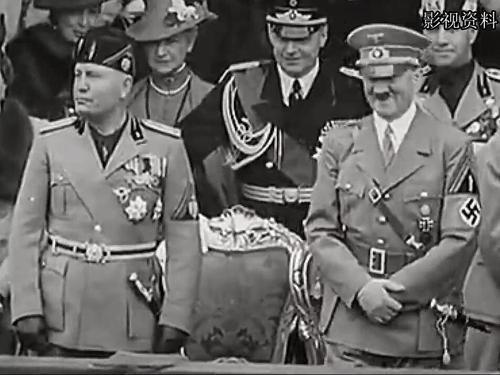 二战的历史故事,搞笑的意大利军队!