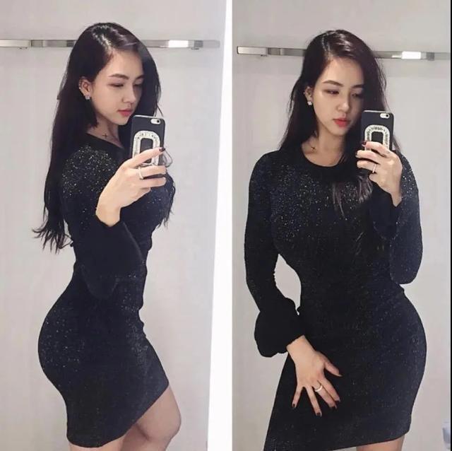韩国健身网红完美身材,水蛇腰粗腿的沙漏型,竟然体重有130斤 网红 美女 健身 健身网红  第1张
