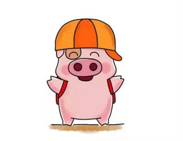 6-7岁儿童最爱看的故事:小猪买西瓜