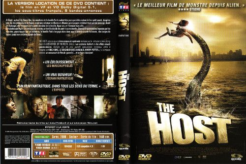 The Host Joon-Ho Bong 2006 multi DVD9 PAL MPEG2 AC3