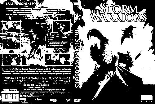 The Storm Warriors Pang brthers 2009 multi DVD9 PAL MPEG2 AC3