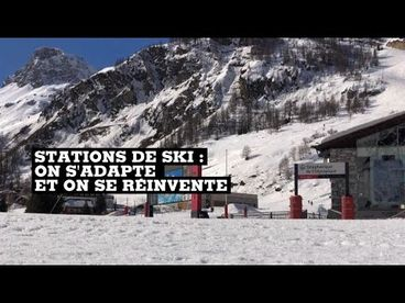 "Les stations de ski face au Covid-19 : ""On s'adapte et on se réinvente"""