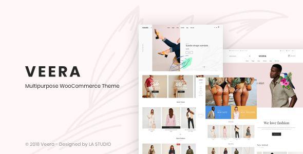 Veera v1.1.2 – 多功能WooCommerce电商主题