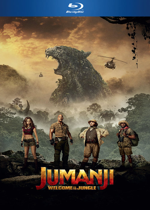 Jumanji Welcome to the Jungle 2017 MULTi VF2 1080p BluRay HDR AC3 x265-Winks