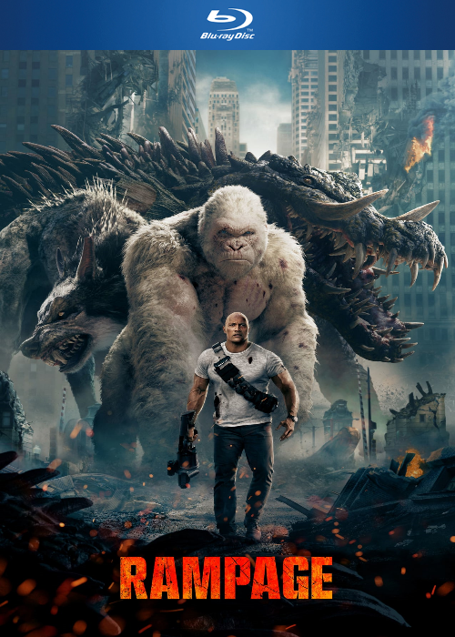 Rampage 2018 MULTi VFF 1080p BluRay HDR AC3 x265-Winks