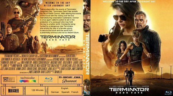 Terminator Dark Fate (2019) MULTi VF2 [1080p] BluRay x264-PopHD