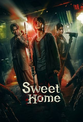 Sweet Home (2020) S01 Complete NF Hindi Dubbed
