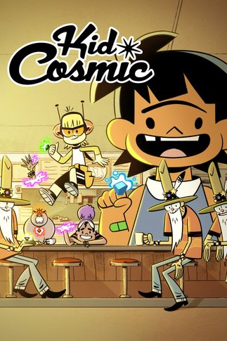Kid Cosmic (2021) NF S01 EP1 TO 10 Hindi Dubbed