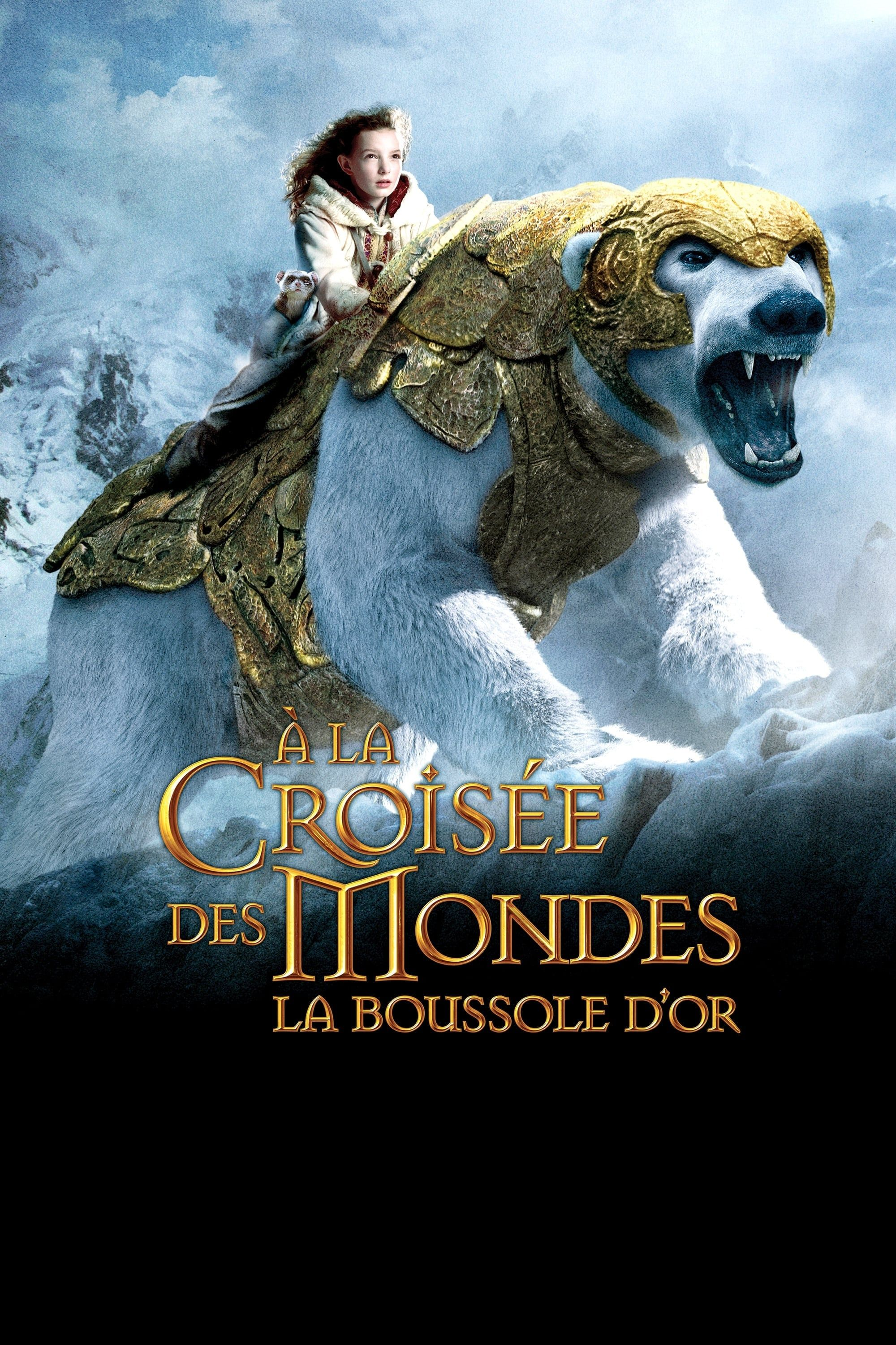 À la croisée des mondes - La Boussole d'or (2007) 1080p BluRay HDLight MULTi VFF x265 10-bit AC3 [GWEN] (The Golden Compass)