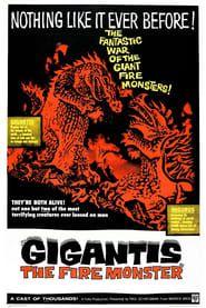 Godzilla Raids Again 1955