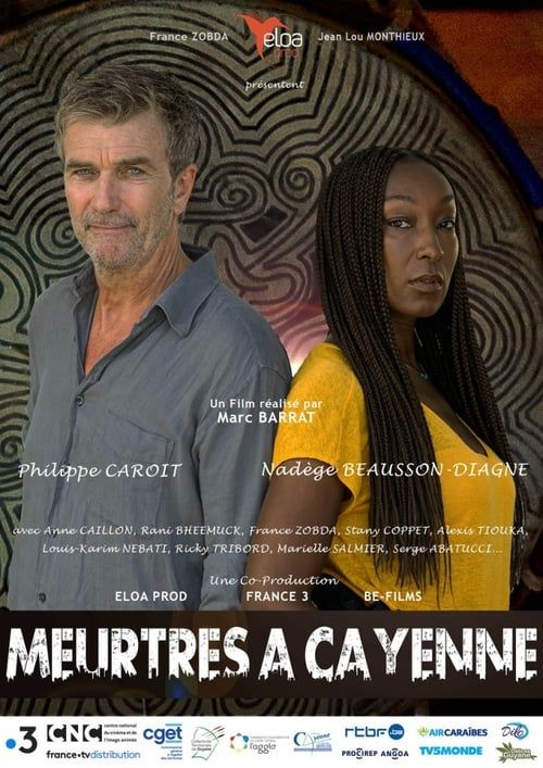 Meurtres à Cayenne 2020 FRENCH 1080p HDTV AVC/H264 AAC-Manneken-Pis