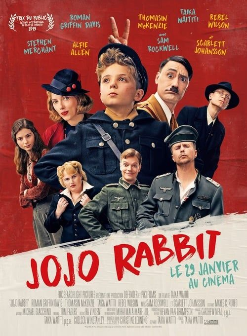 Jojo Rabbit 2019 FRENCH BDRip x264-EXTREME