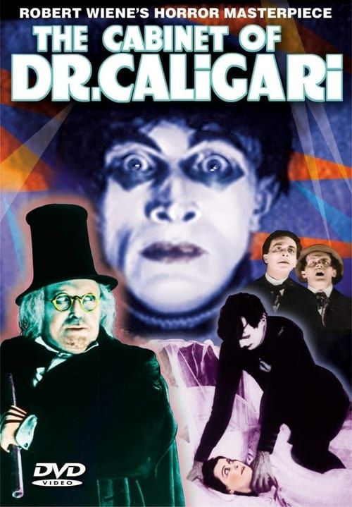 The Cabinet Of Dr Caligari 1920 VOSTFR BRRip x264-GHZ