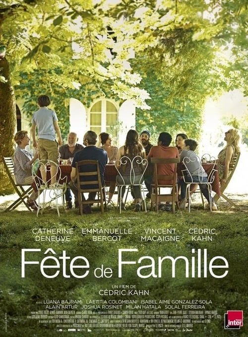 Fête de famille   (2019) - 1080p vff x264 ac3-5 1,aac webrip [k0r7o]