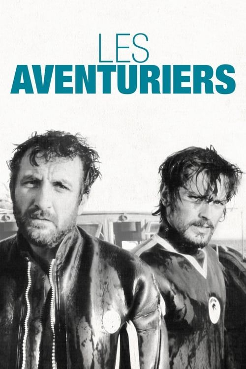 Les Aventuriers 1967 BluRay True French ISO BDR25 MPEG-4 AVC DTS-HD Master FreexOptique