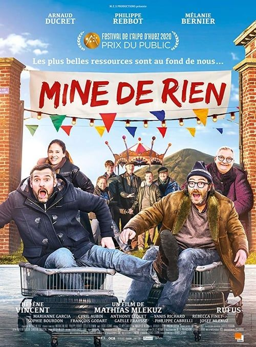 Mine De Rien 2020 FRENCH 720p WEB H264 iTunes Exclusivité