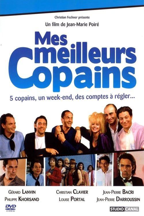 MES MEILLEURS COPAINS-1988-TRUEFRENCH-1080P WEB DL AC3 X264