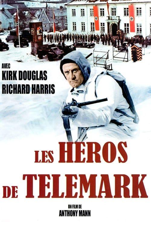Les Héros de Télémark  1965 Remastered MULTI 1080p BluRay HEVC FLAC-AZAZE