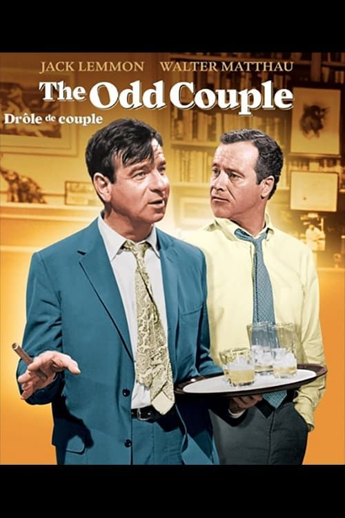 The Odd Couple 1968 MULTI DVDRIP x264 AAC-Prem