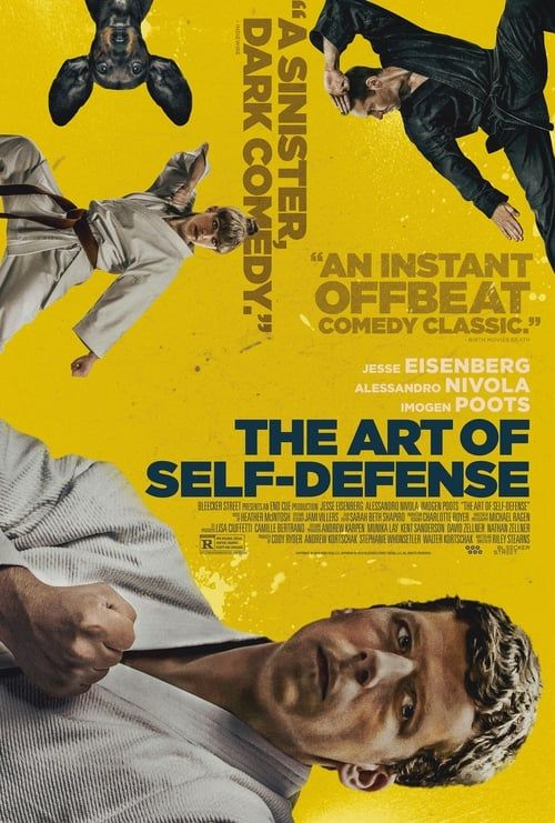 The Art of Self Defense 2019 MULTi TRUEFRENCH 1080p HDLight x264 AC3-TOXIC