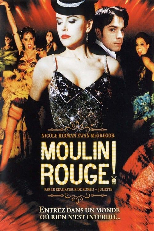 Moulin Rouge 2001 Multi BluRay Remux 1080p AVC DTS
