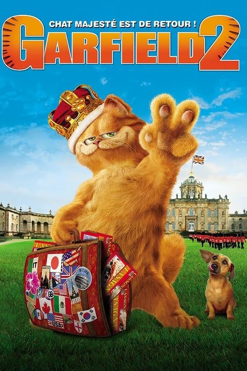 Garfield 2 - 2006 FRENCH DVD5 PAL MPEG2 AC3 NoTag