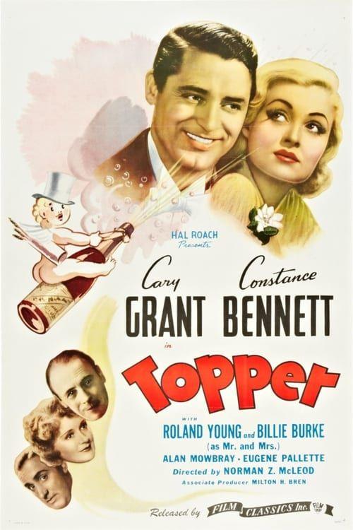 Le Couple invisible (Topper) 1937 VOSTFR 1080p BluRay x264 FLAC - MrH