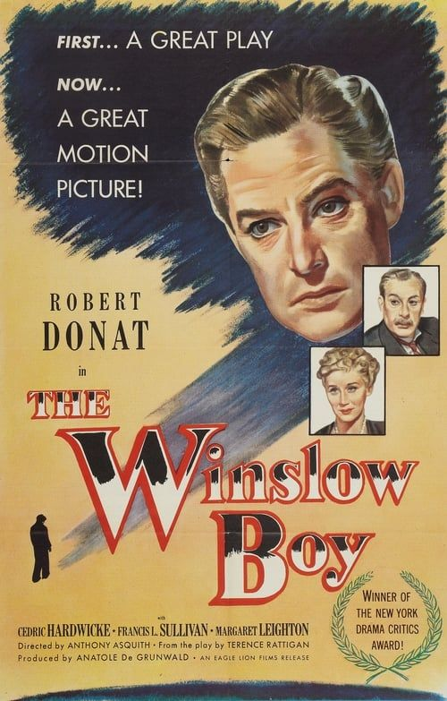 The Winslow Boy (Winslow contre le roi) 1948 VOSTEN 1080p BDrip x264 DTS-fist